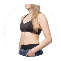 Ostomy Intimacy Belt
