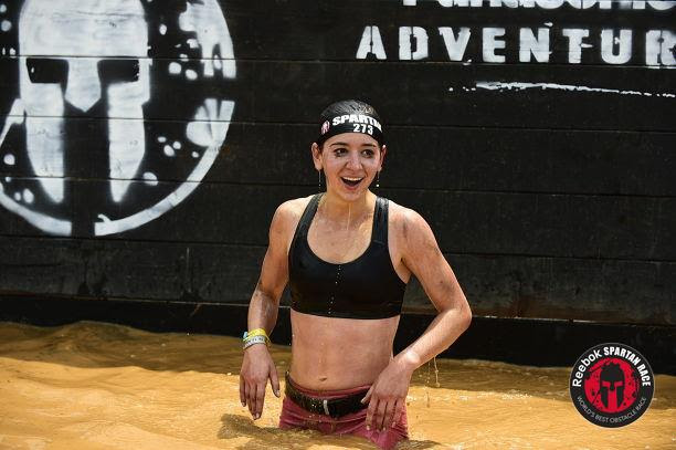 MollyOllyOstomy Spartan Race 2
