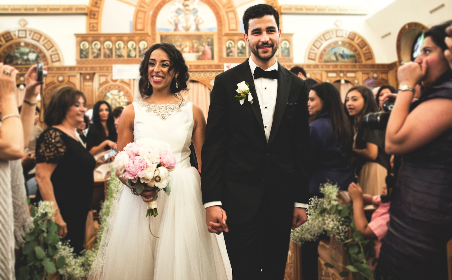 Moniqua Wedding photo