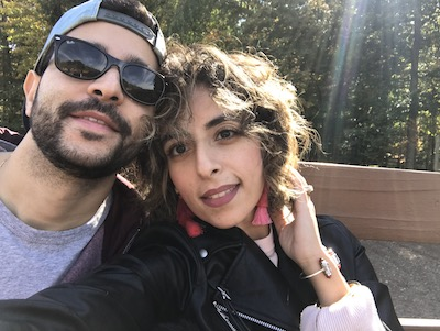Moniqua and Husband
